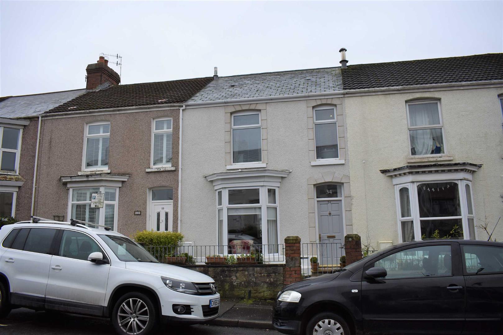Coed Saeson Crescent, Sketty, Swansea, SA2 9DG